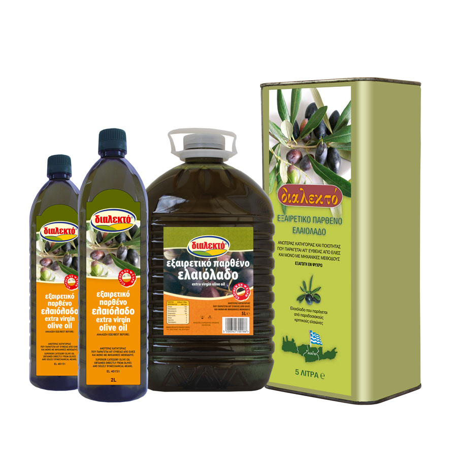 Dialekto Extra Virgin Olive Oil