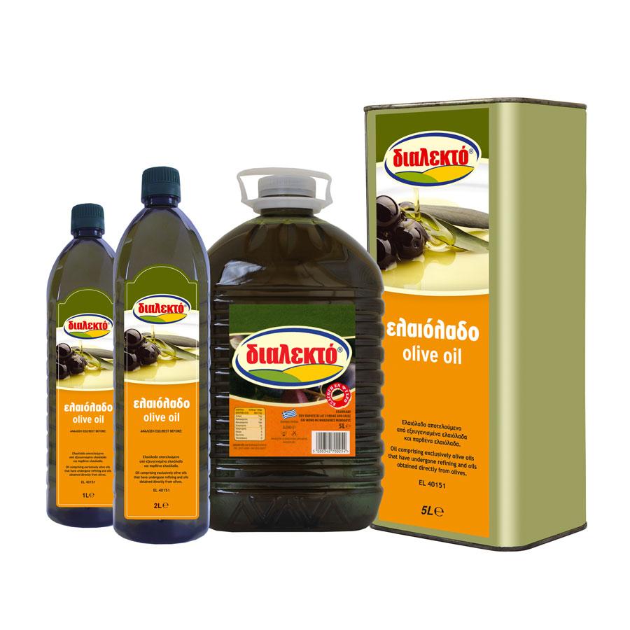 Dialekto Olive Oil
