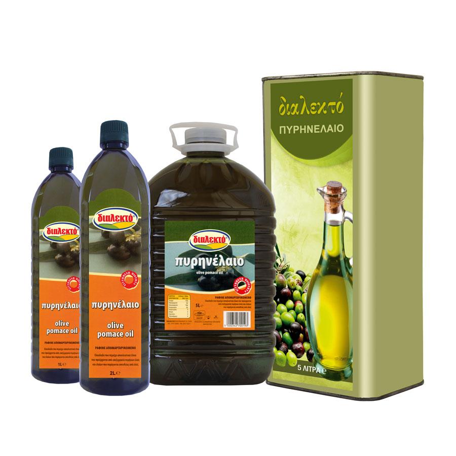 Dialekto Pomace Oil