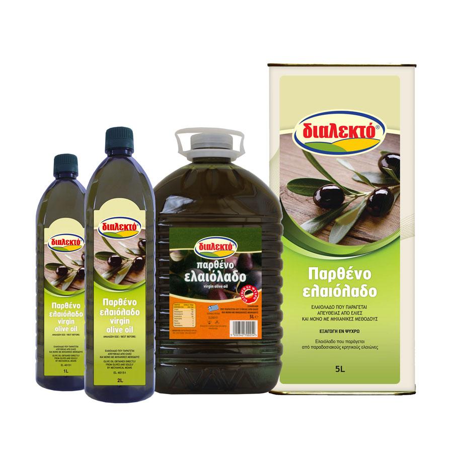 Dialekto Virgin Olive Oil