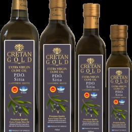 Cretan Gold - PDO Sitia - extra virgin olive oil
